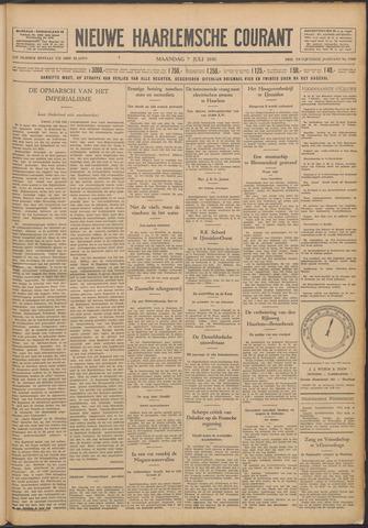 Nieuwe Haarlemsche Courant 1930-07-07