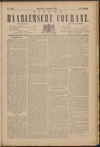 Nieuwe Haarlemsche Courant 1886-12-02
