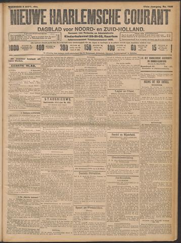 Nieuwe Haarlemsche Courant 1912-09-11