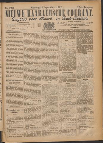 Nieuwe Haarlemsche Courant 1902-09-29