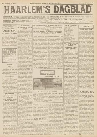 Haarlem's Dagblad 1926-03-23
