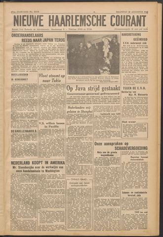 Nieuwe Haarlemsche Courant 1945-08-20