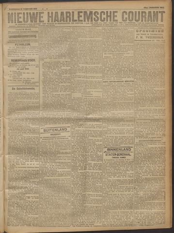 Nieuwe Haarlemsche Courant 1919-02-19