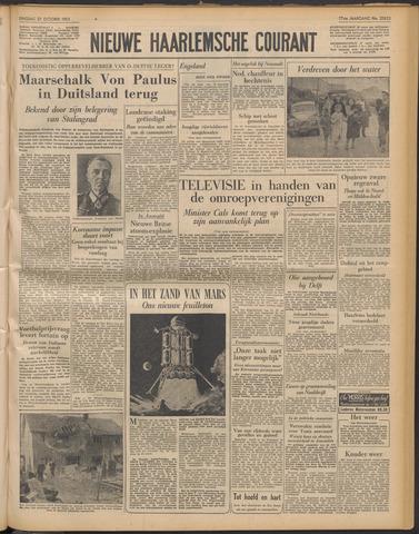 Nieuwe Haarlemsche Courant 1953-10-27