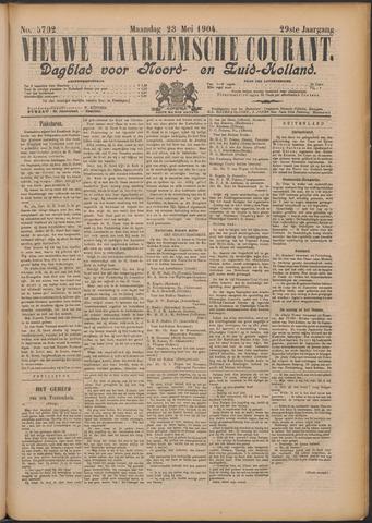 Nieuwe Haarlemsche Courant 1904-05-23