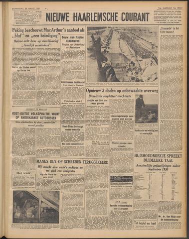 Nieuwe Haarlemsche Courant 1951-03-29