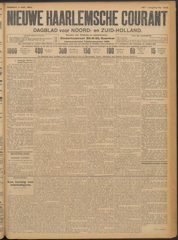 Nieuwe Haarlemsche Courant 1909-08-03