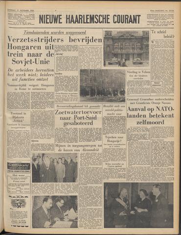 Nieuwe Haarlemsche Courant 1956-11-17