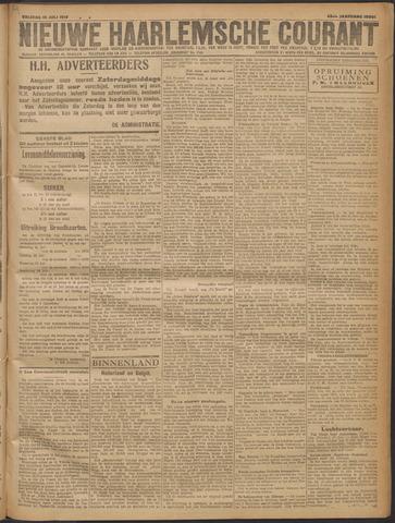 Nieuwe Haarlemsche Courant 1919-07-18