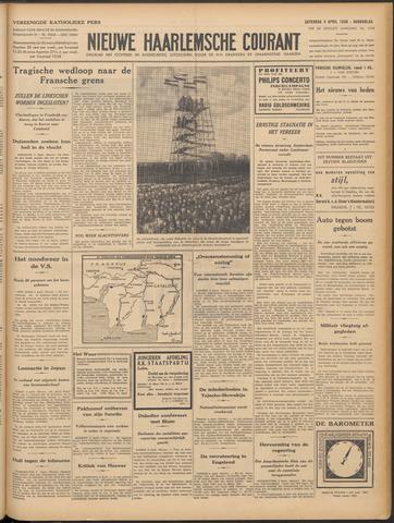 Nieuwe Haarlemsche Courant 1938-04-09
