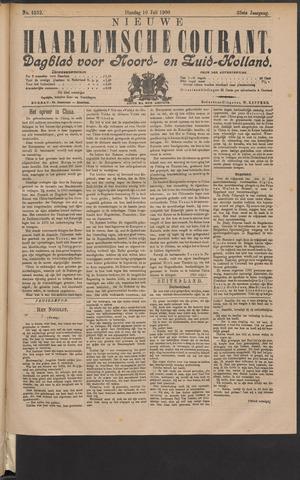Nieuwe Haarlemsche Courant 1900-07-10