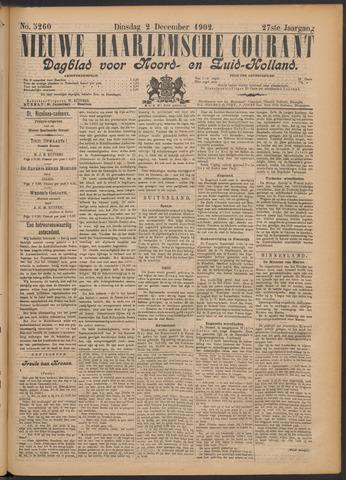 Nieuwe Haarlemsche Courant 1902-12-02