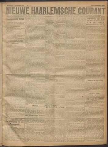 Nieuwe Haarlemsche Courant 1919-02-03