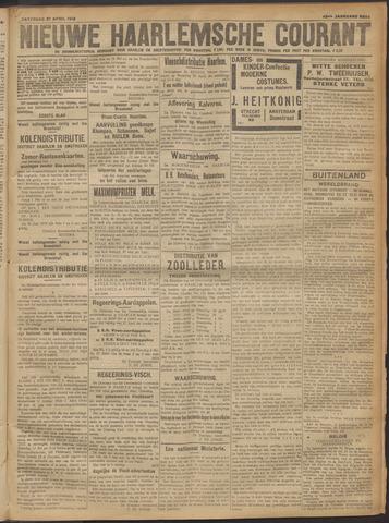 Nieuwe Haarlemsche Courant 1918-04-27
