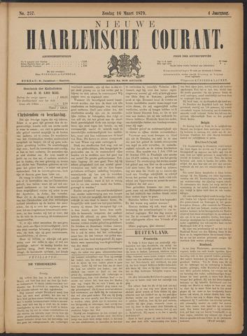 Nieuwe Haarlemsche Courant 1879-03-16