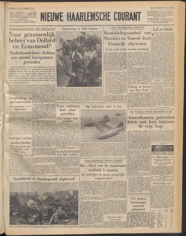 Nieuwe Haarlemsche Courant 1957-11-23