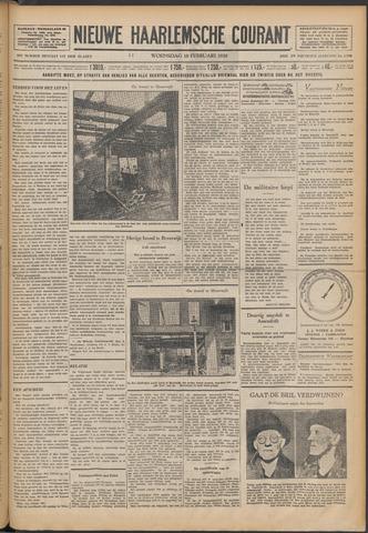 Nieuwe Haarlemsche Courant 1930-02-19