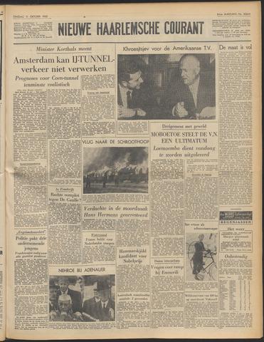 Nieuwe Haarlemsche Courant 1960-10-11