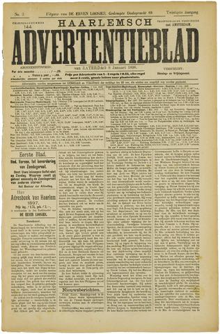 Haarlemsch Advertentieblad 1898-01-08