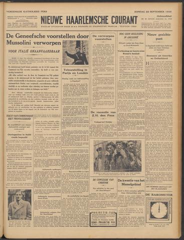 Nieuwe Haarlemsche Courant 1935-09-22