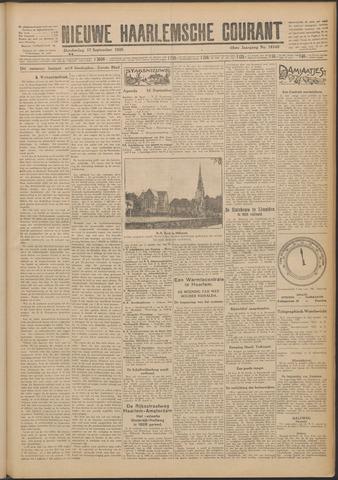 Nieuwe Haarlemsche Courant 1925-09-17