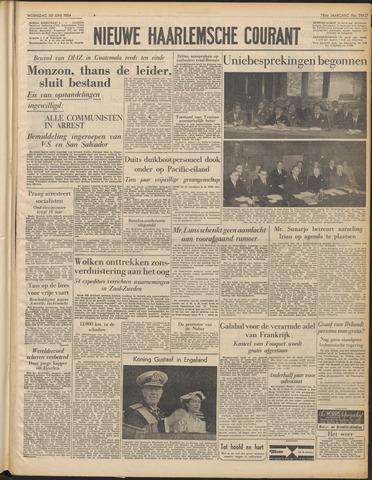 Nieuwe Haarlemsche Courant 1954-06-30