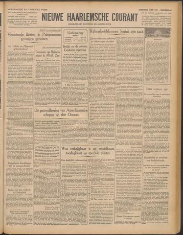 Nieuwe Haarlemsche Courant 1941-05-01