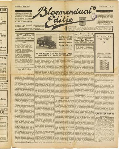 Bloemendaal's Editie 1929-03-02