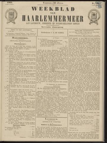 Weekblad van Haarlemmermeer 1866-07-13