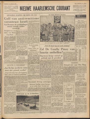 Nieuwe Haarlemsche Courant 1960-01-12