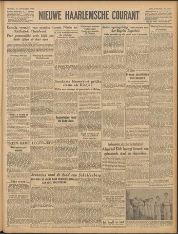 Nieuwe Haarlemsche Courant 1949-09-30