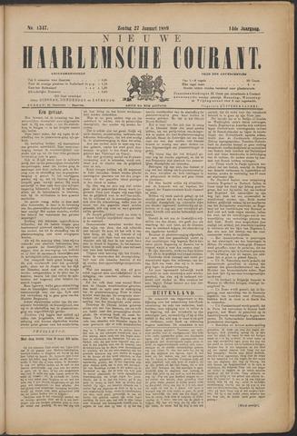 Nieuwe Haarlemsche Courant 1889-01-27