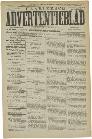 Haarlemsch Advertentieblad 1900-06-30