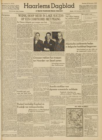 Haarlem's Dagblad 1950-12-18