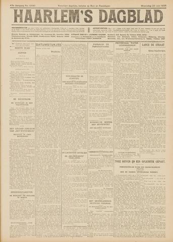 Haarlem's Dagblad 1926-06-23