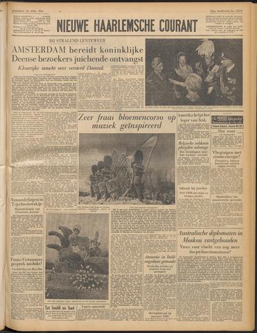 Nieuwe Haarlemsche Courant 1954-04-26