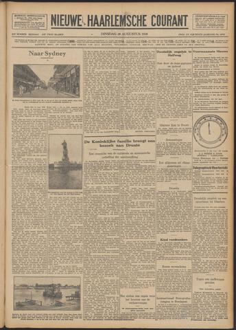 Nieuwe Haarlemsche Courant 1928-08-28