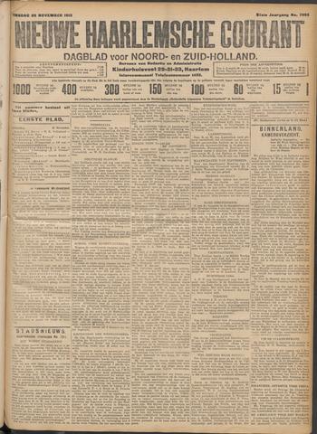 Nieuwe Haarlemsche Courant 1912-11-26