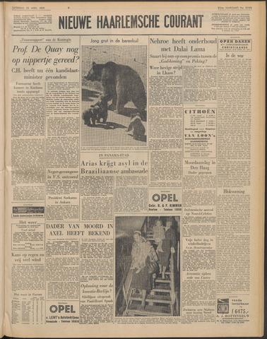 Nieuwe Haarlemsche Courant 1959-04-25