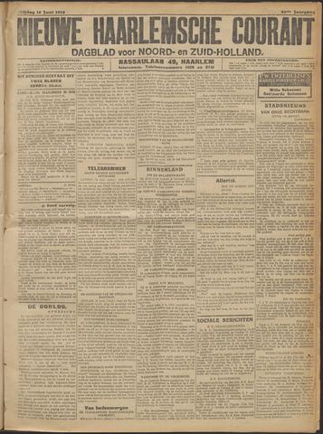 Nieuwe Haarlemsche Courant 1916-06-16