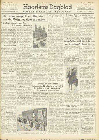Haarlem's Dagblad 1951-09-17