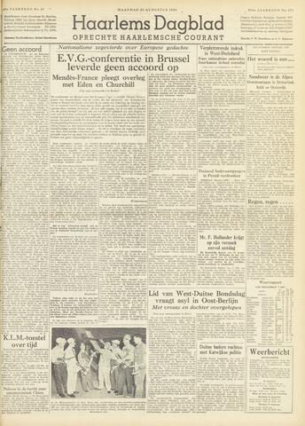 Haarlem's Dagblad 1954-08-23