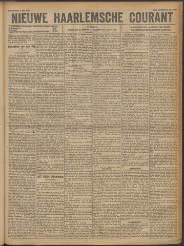 Nieuwe Haarlemsche Courant 1921-05-04