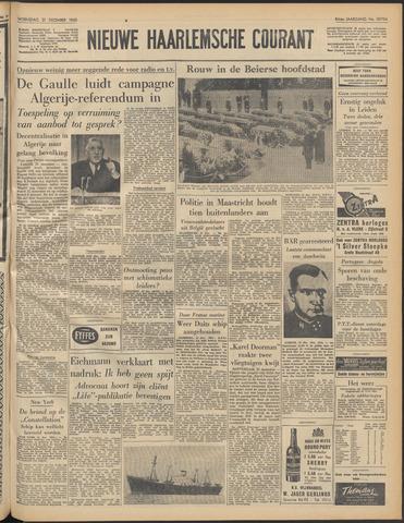 Nieuwe Haarlemsche Courant 1960-12-21