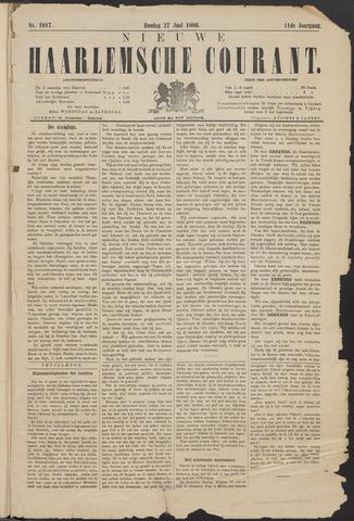 Nieuwe Haarlemsche Courant 1886-06-27