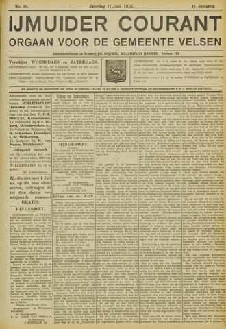 IJmuider Courant 1916-06-17
