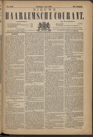 Nieuwe Haarlemsche Courant 1893-07-05