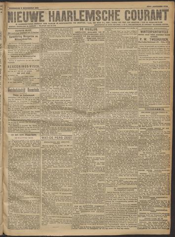 Nieuwe Haarlemsche Courant 1918-11-06