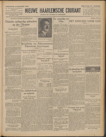 Nieuwe Haarlemsche Courant 1941-04-20