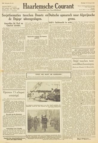 Haarlemsche Courant 1943-02-23